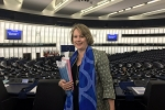 Vicky Ford at European Parliament